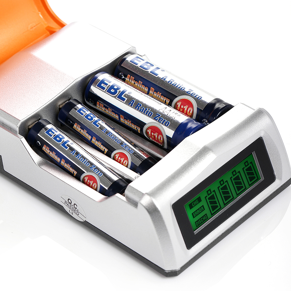 fast lcd aa aaa battery charger for aaa aa ni mh ni cd. Black Bedroom Furniture Sets. Home Design Ideas