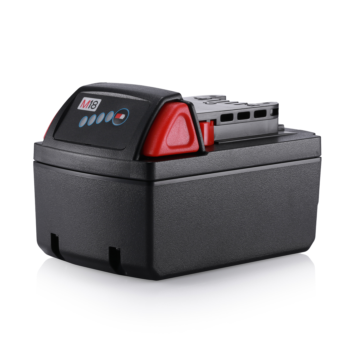 M Battery For Milwaukee M18 Red ...