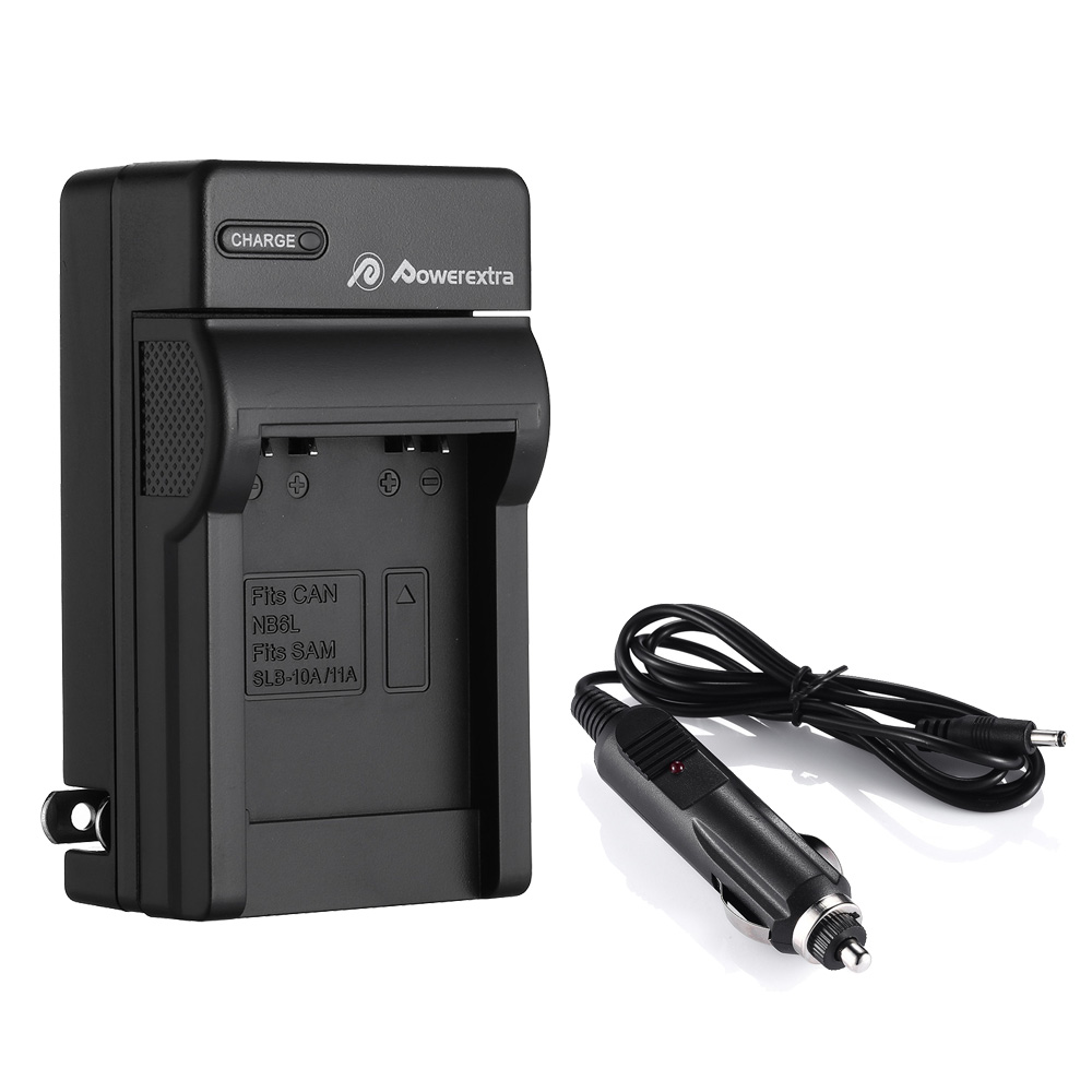 Charger Nb 6l Battery For Canon Powershot Nb 6lh D10 S95