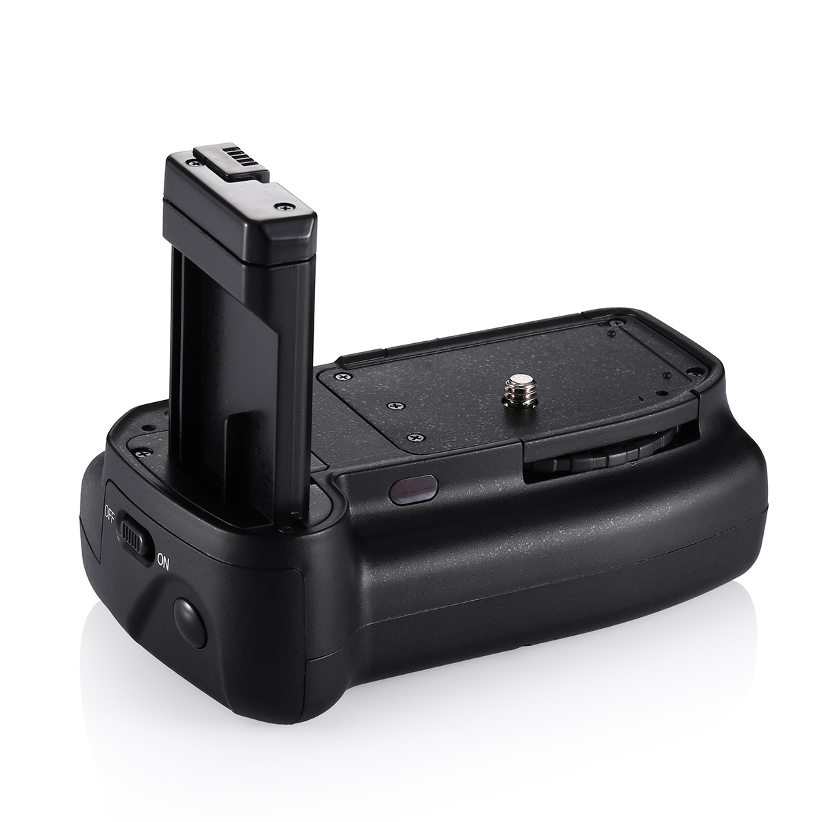 battery grip for nikon d3200 d3100 d5100 with 2 x en el14 battery charger ebay. Black Bedroom Furniture Sets. Home Design Ideas