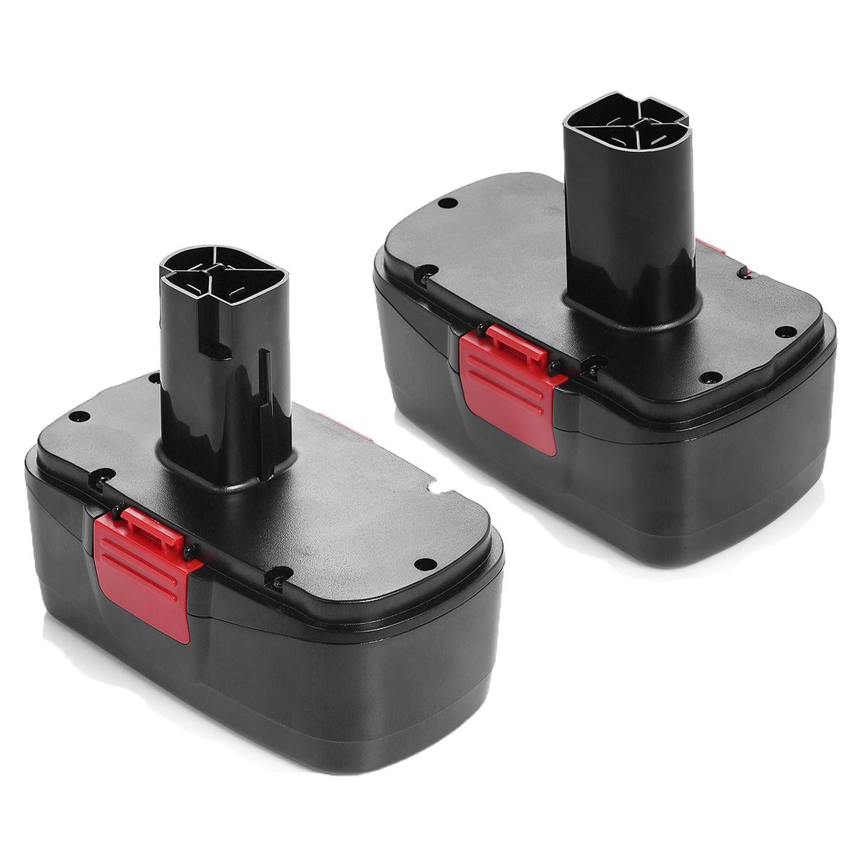 2 Pack 3000mah 19 2v Battery For Craftsman 11375 11376