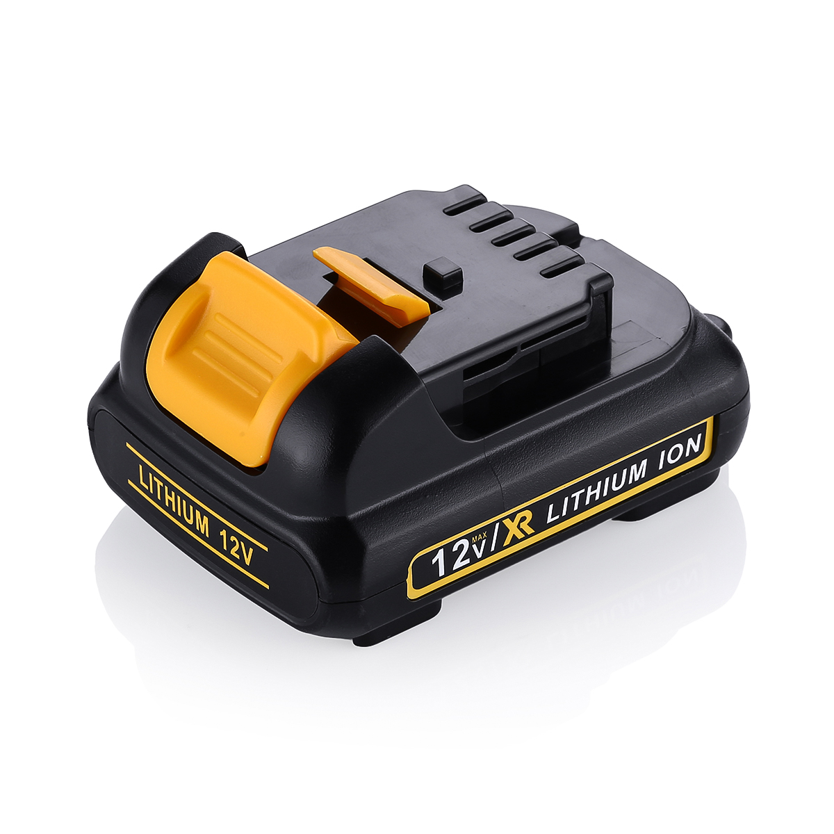 New 2 Pack for Dewalt DCB120 12V 12 Volt Max Lithium ion ...