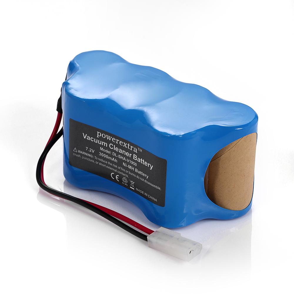 7 2v 3 0ah battery xb1918 for euro pro shark v1950 vx3 for Shark cordless vacuum