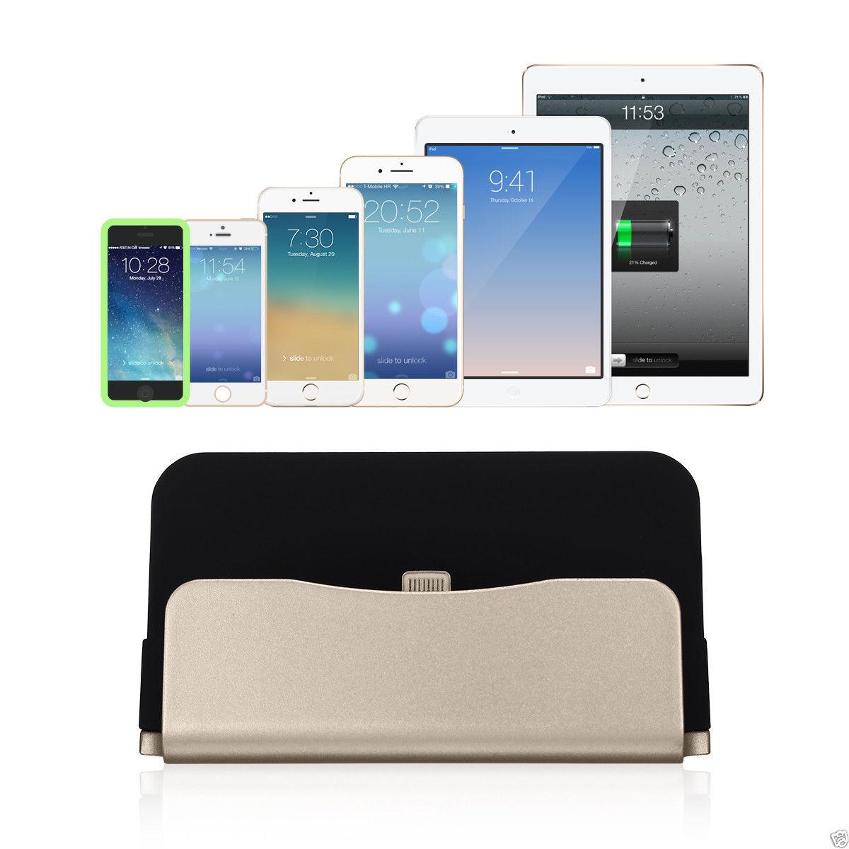 desktop charger stand docking station sync dock cradle for. Black Bedroom Furniture Sets. Home Design Ideas