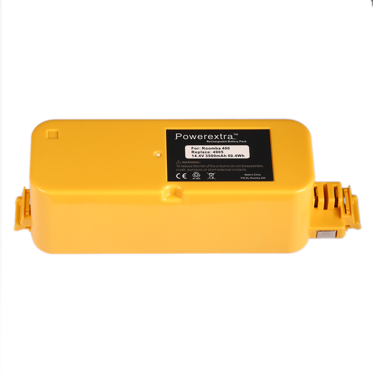14 4v vacuum aps battery for irobot roomba 400 4905 4000 series dirt dog 3500mah ebay. Black Bedroom Furniture Sets. Home Design Ideas