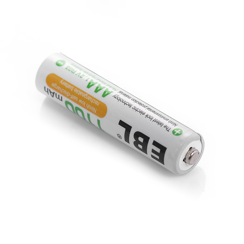 4x ebl1100mah ni mh aaa r03 rechargeable replacement battery battery case ebay. Black Bedroom Furniture Sets. Home Design Ideas