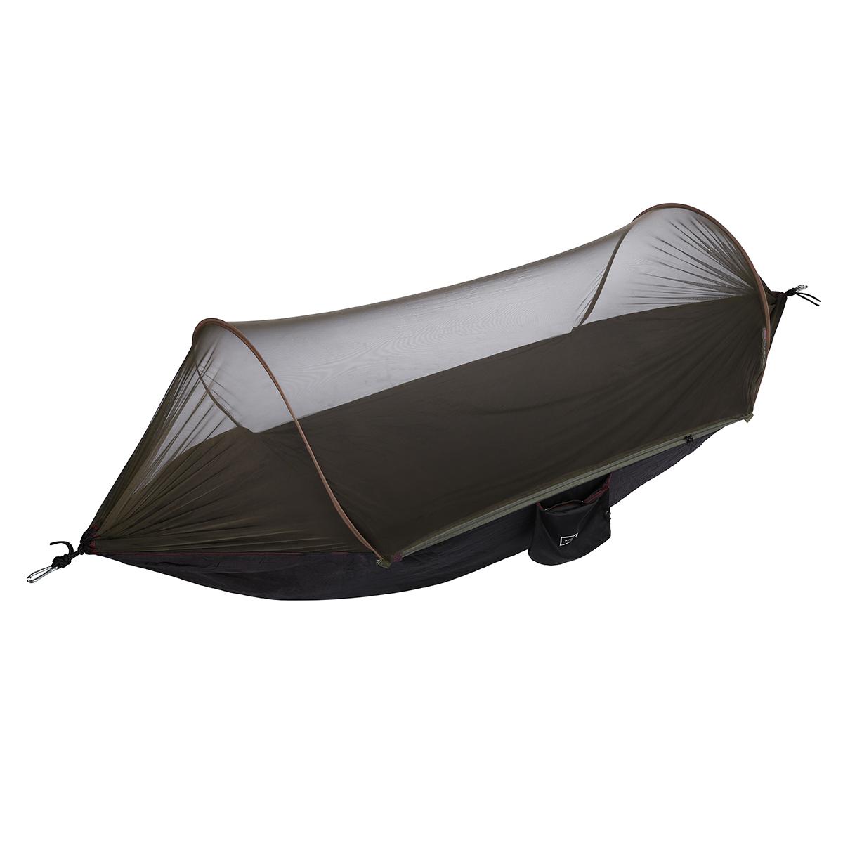 Portable Mosquito Netting : Mosquito net hammock camping portable hiking sleeping bug