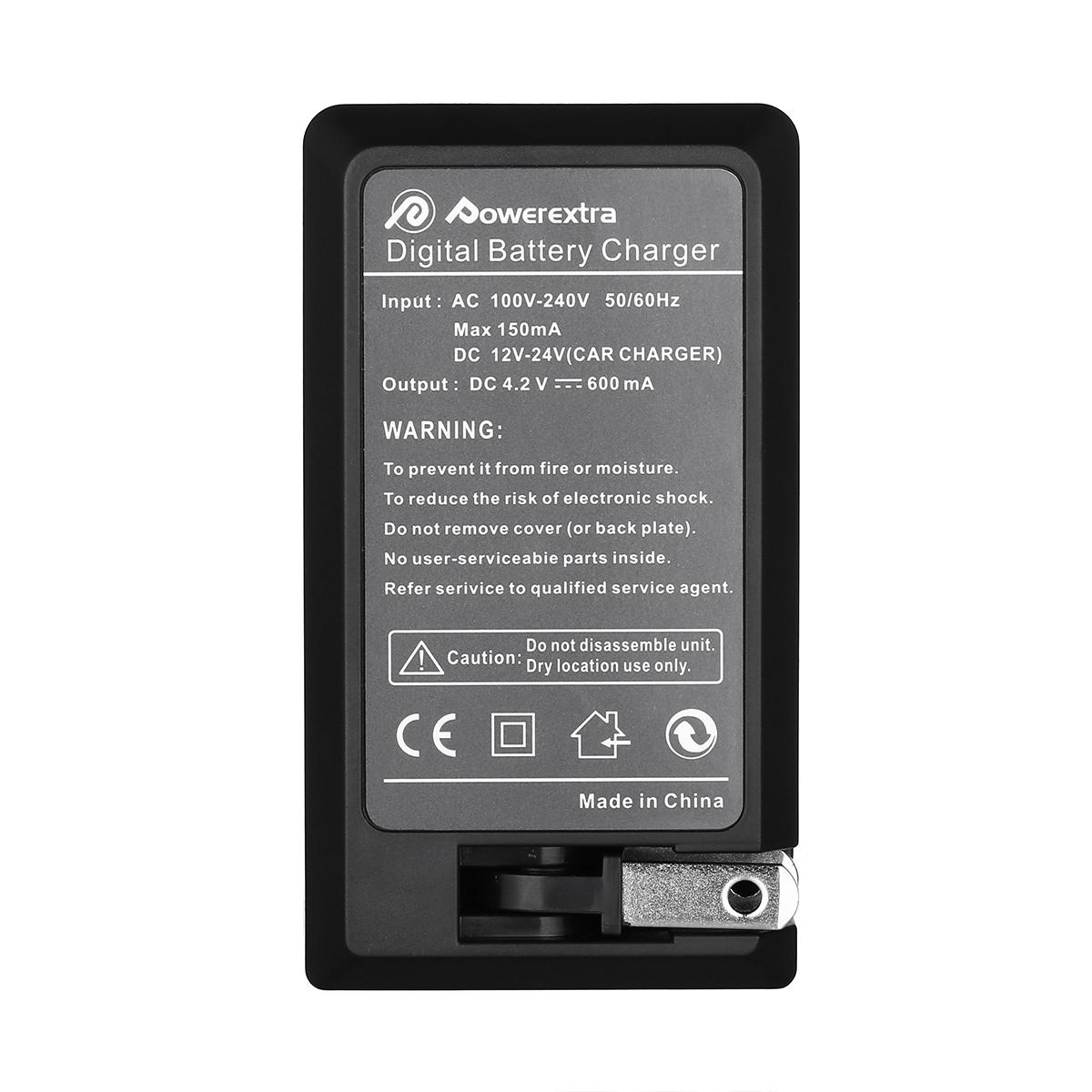 Dmw Bcm13e Battery Charger For Panasonic Dmc Zs30 Tz40