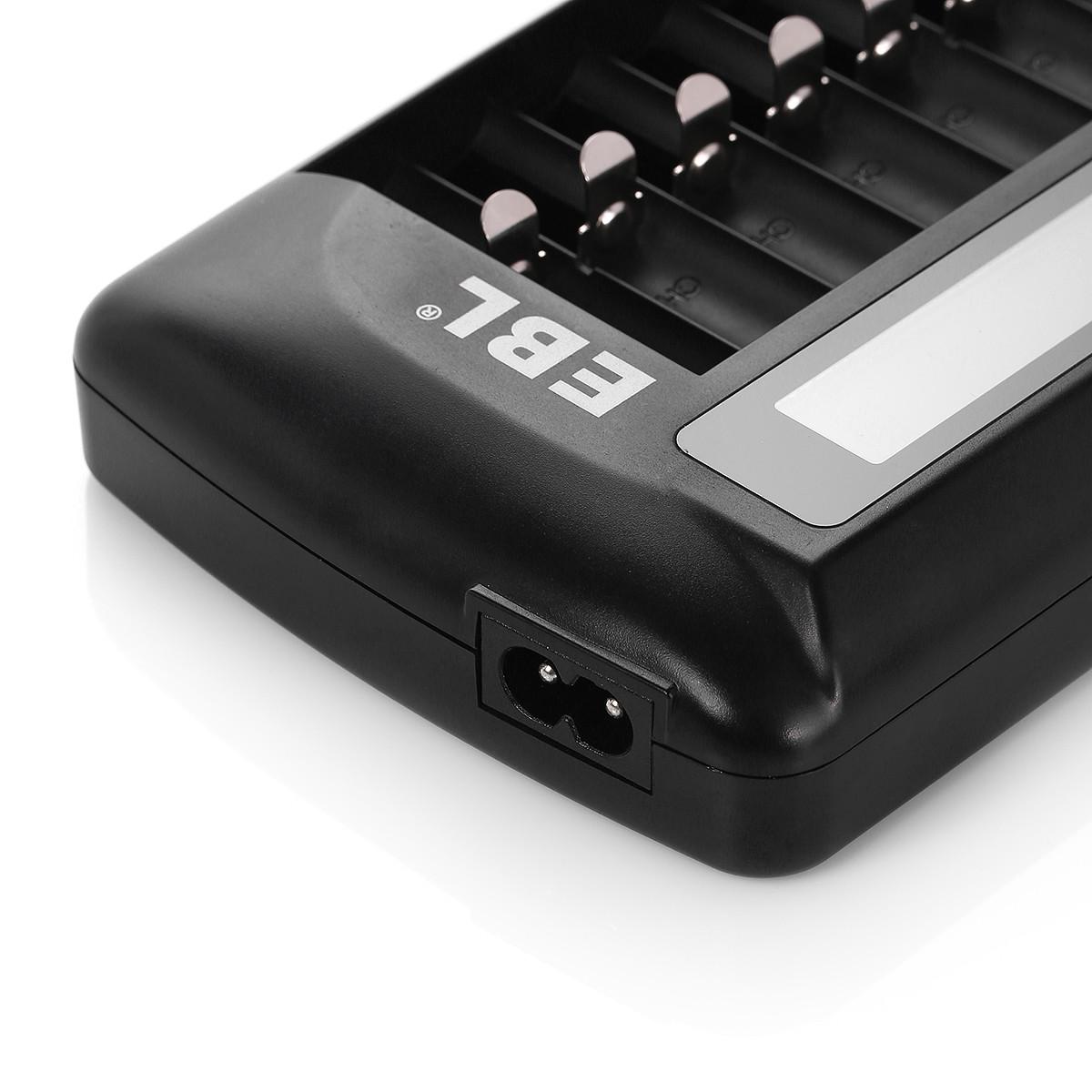 new universal lcd charger for li ion ni mh ni cd aa aaa 9v. Black Bedroom Furniture Sets. Home Design Ideas