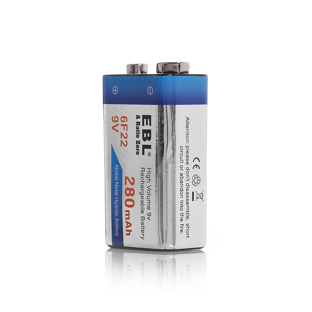 Nickel Metal Hydride Battery : Ebl mah volt v f ni mh nickel metal hydride