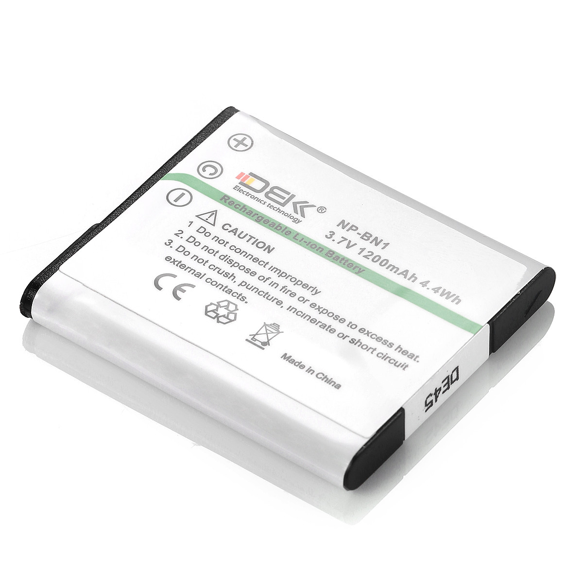 N Battery Rechargeable 3x NP-BN1 N Type recha...