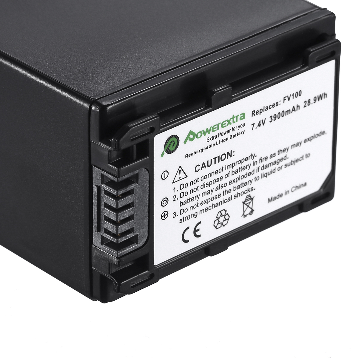 Camera Battery For Sony Np Fv100 Np Fv50 Np Fv70 Np Fh30