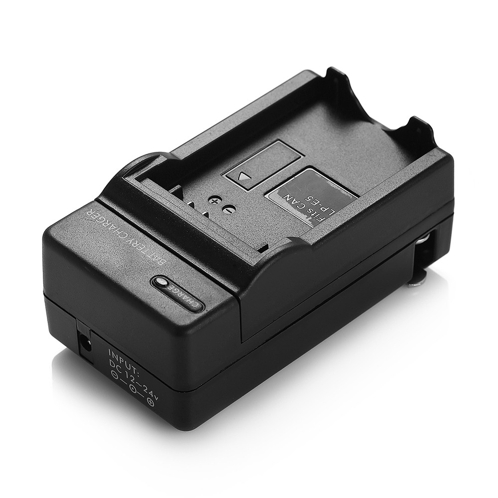 Lp E5 Lpe5 Battery Charger For Canon Rebel T1i Xs Xsi 450d
