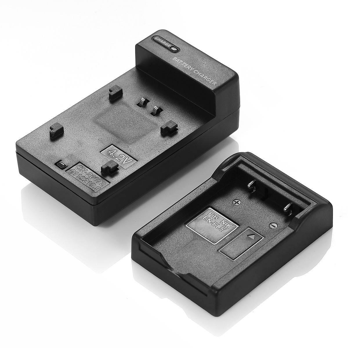 En El5 Battery Charger For Nikon Coolpix P6000 P4 P510