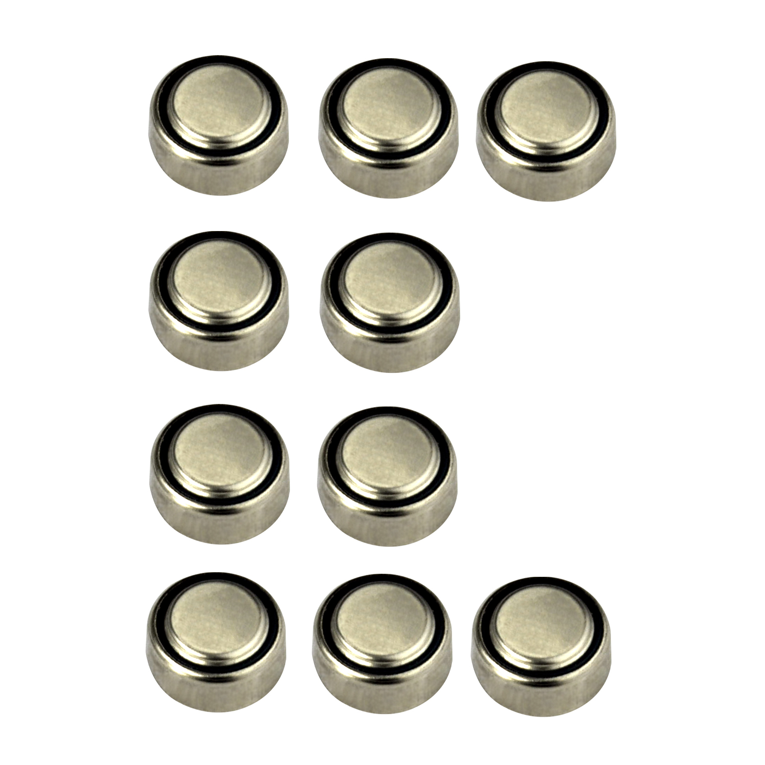 100 x AG13 LR44 SR44 LR1154 357A AWIS05 SR44SW 1.5V Alkaline Button Cell Battery