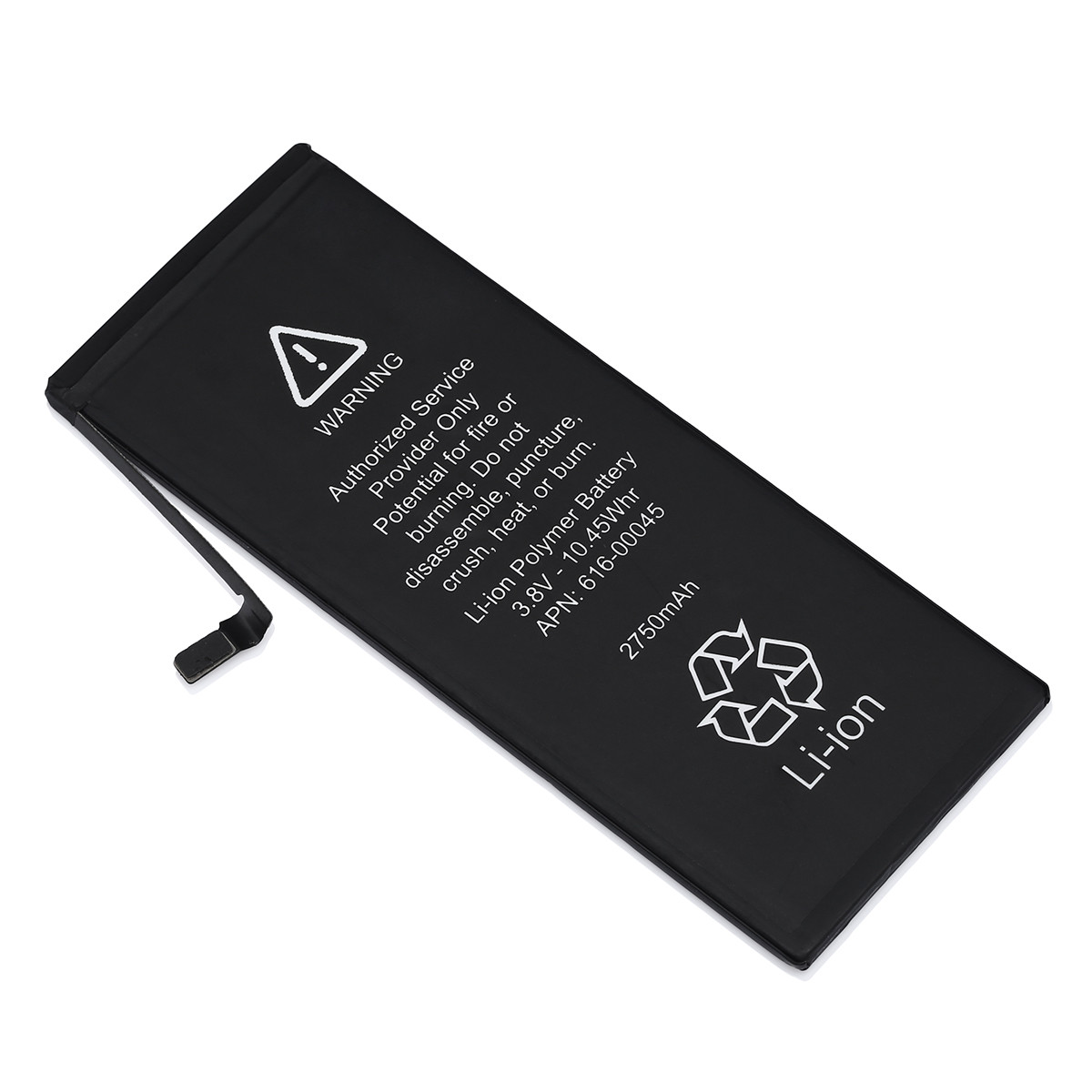 2750mAh Li-ion Battery Replacement With Flex Cable For ... | 1200 x 1200 jpeg 129kB