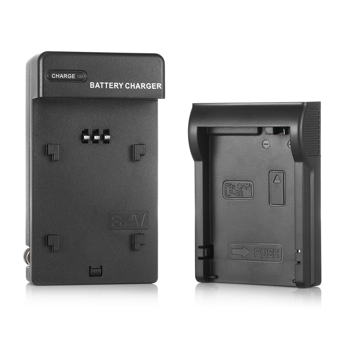 lp e8 battery for canon eos 550d 600d 650d 700d rebel t2i. Black Bedroom Furniture Sets. Home Design Ideas