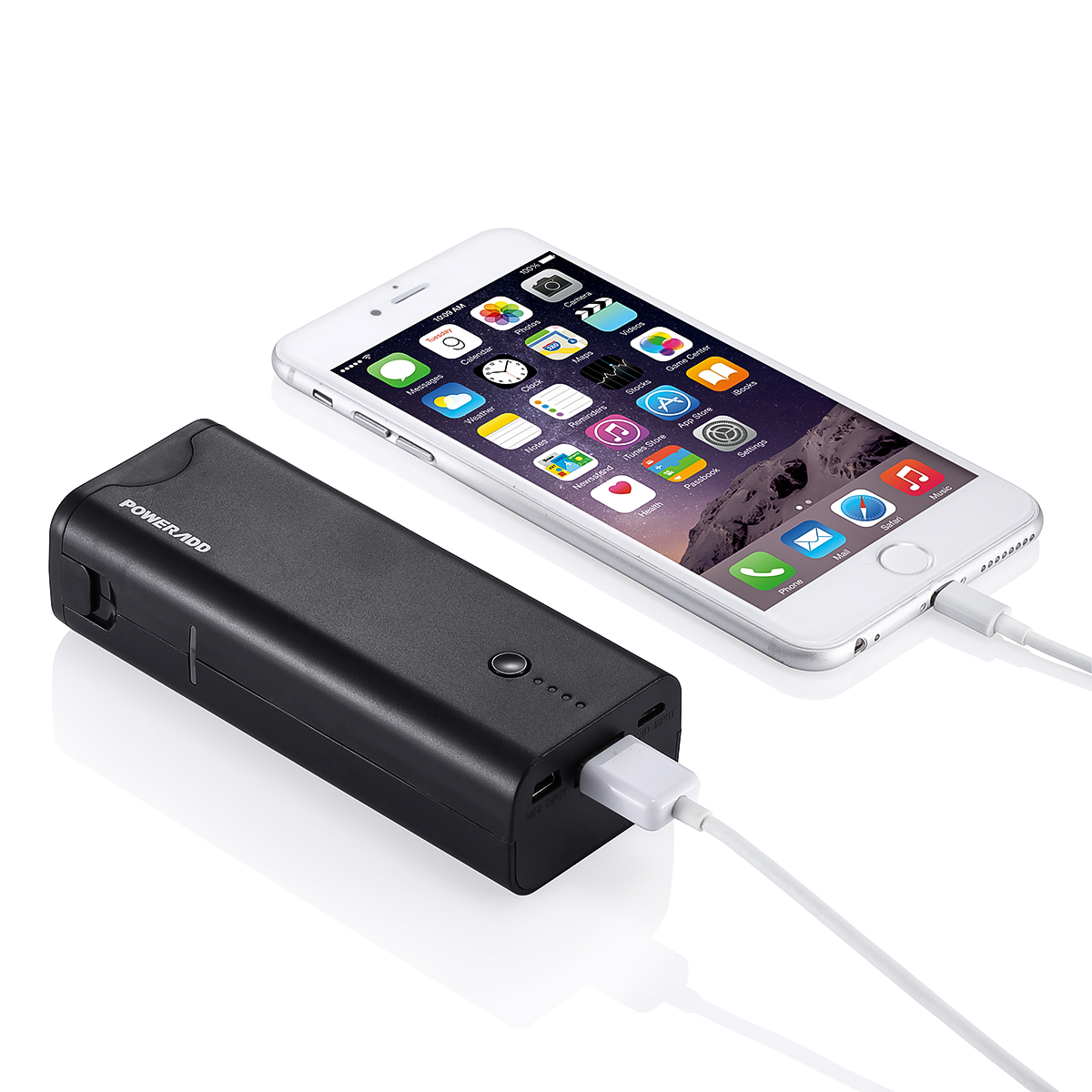 portable iphone 5 charger 5200mah portable backup external battery charger power 3763