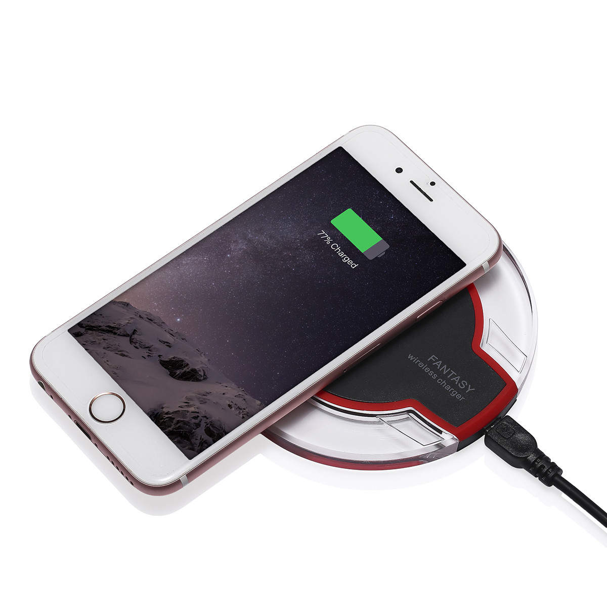iphone charging pad new qi wireless fast charger charging pad mat for iphone 5 11744